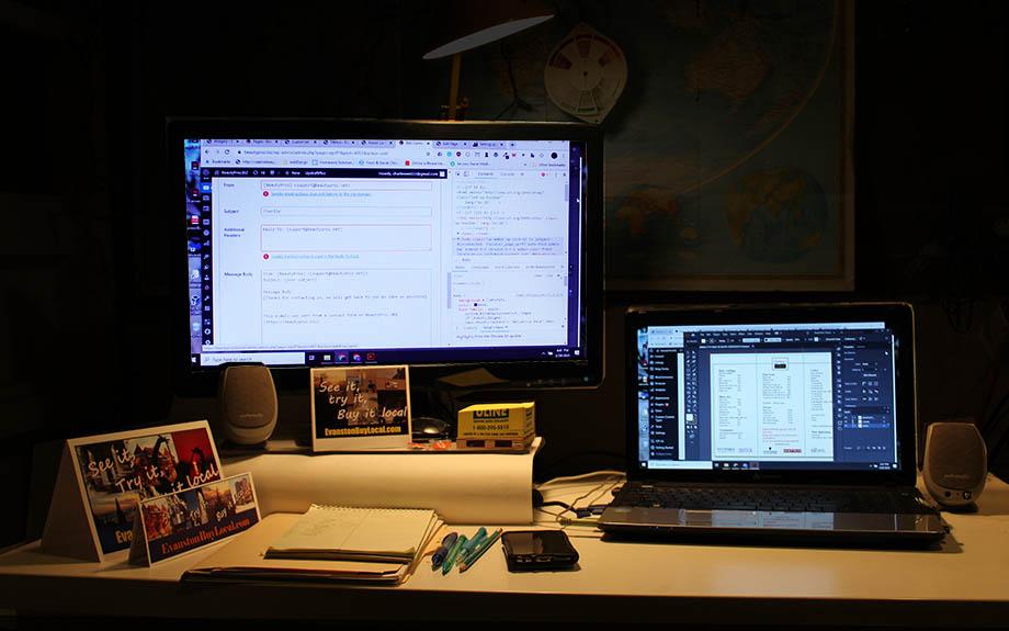 WDM work desk